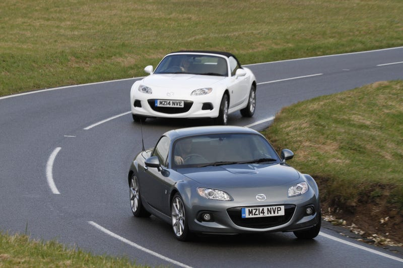 Illustration for article titled Mazda MX-5: A Good Car, But Not A Great Sports Car
