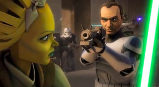 Illustration for article titled This Week's TV: Clone Wars' final season! Plus, who is the Yellow King?