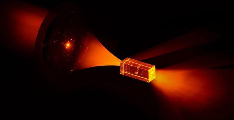 Crean un disco duro cuántico que almacena datos 100 veces más tiempo