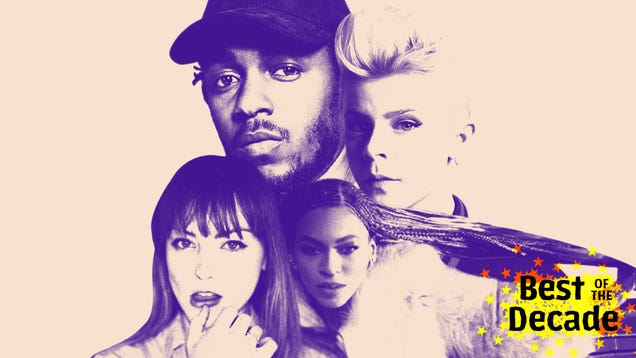 The 50 best albums of the 2010s