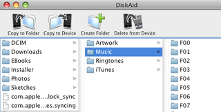 Illustration for article titled DiskAid Transfers Files Between Your Computer and iPhone