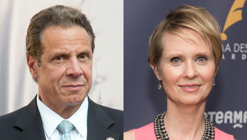 Illustration for article titled NY Gubernatorial Race: Andrew Cuomo vs. Cynthia Nixon