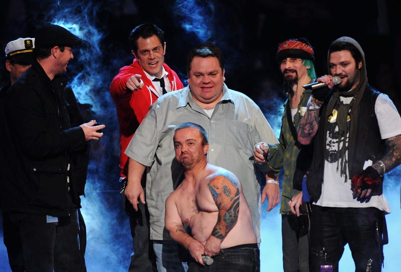 Jackass took a hell of a toll on its cast