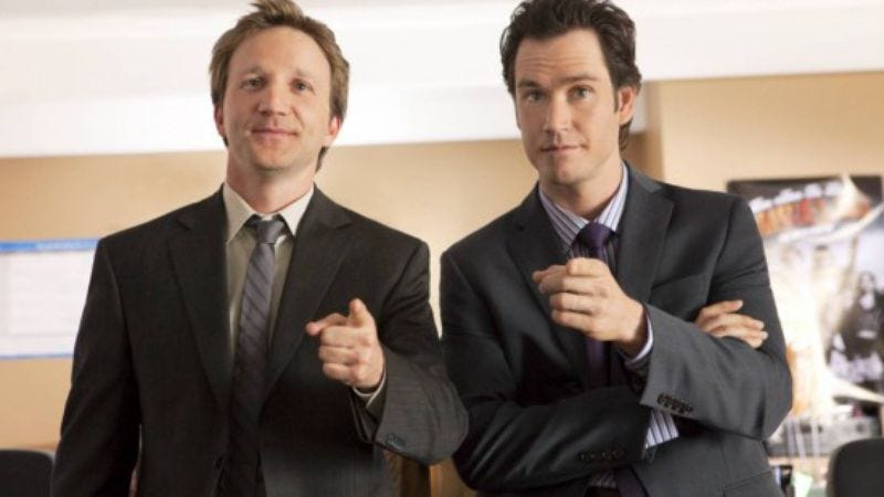 Illustration for article titled TNT figures it may as well renew Franklin & Bash