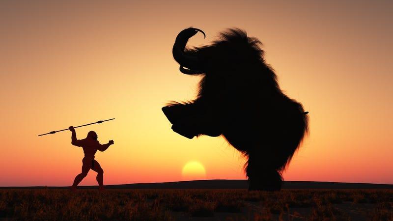 Illustration for article titled Estamos más cerca que nunca de traer a la vida a un mamut (o a un elefante transgénico)