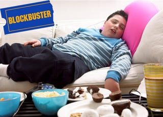 Illustration for article titled Blockbuster Offering $10 Unlimited Rental Weeks this Summer