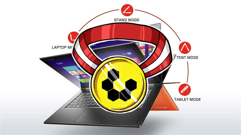Illustration for article titled Most Popular Ultrabook: Lenovo Yoga Pro 2