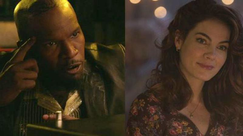 Illustration for article titled Jamie Foxx and Michelle Monaghan to star in remake of French film Sleepless Night