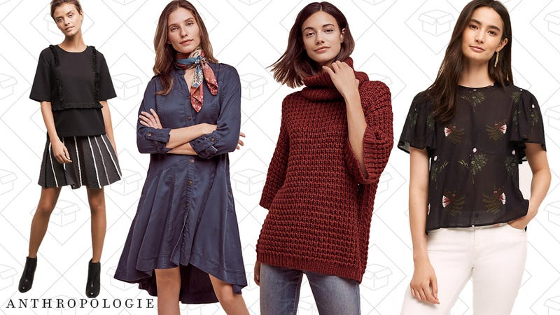 dcaaffe352ba Find The Perfect Holiday Outfit With an Extra 30% Off Sale Items ...