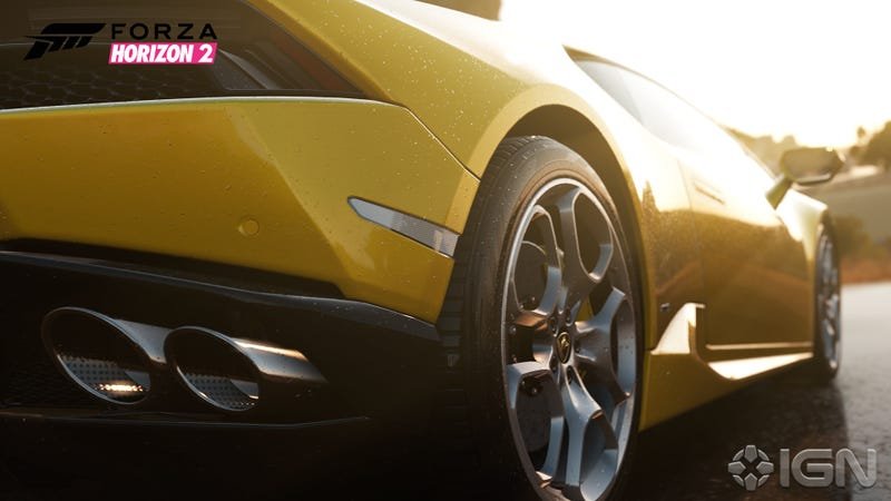 Illustration for article titled Forza Horizon 2 IGN First Preview: Screens and Info