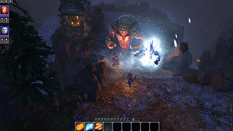 Illustration for article titled Divinity: Original Sin Turns a Single-Player Killfest Into Turn-Based, Group Combat. And Succeeds.