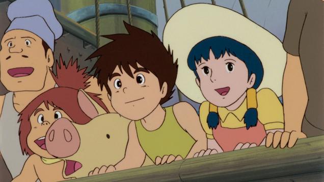 Hayao Miyazaki s Future Boy Conan Is Finally Getting a Stateside Release