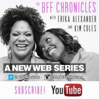 Kim Coles and Erika Alexander star in The BFF Chronicles.Kim Coles via Twitter