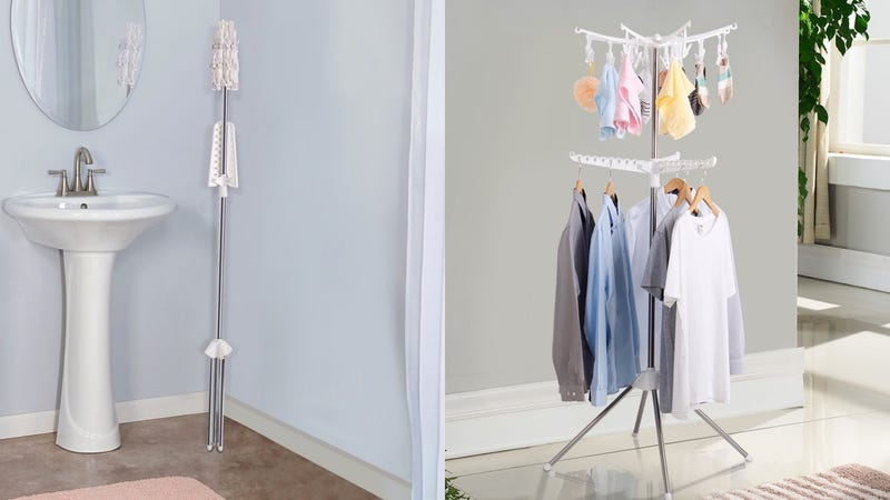 Lifewit Collapsible Clothes Drying Rack, $23 with code IWZRN67X