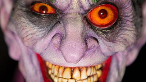 Legendary Make-Up Artist Rick Baker on Re-Imagining the Joker