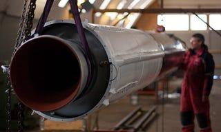 Largest Amateur Rocket 96