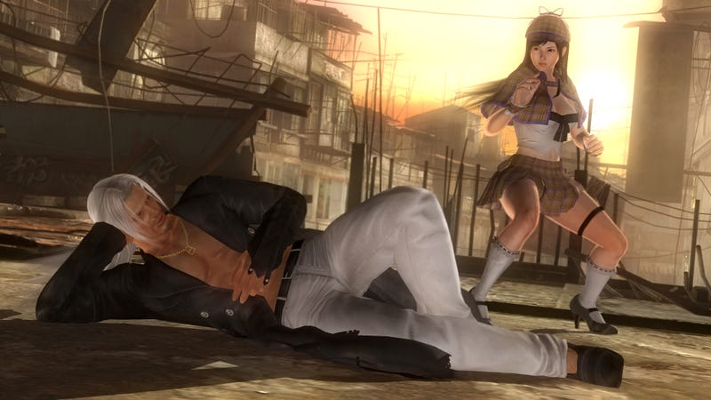 Illustration for article titled Widespread Bug Makes Dead Or Alive 5 Freeze On Xbox One