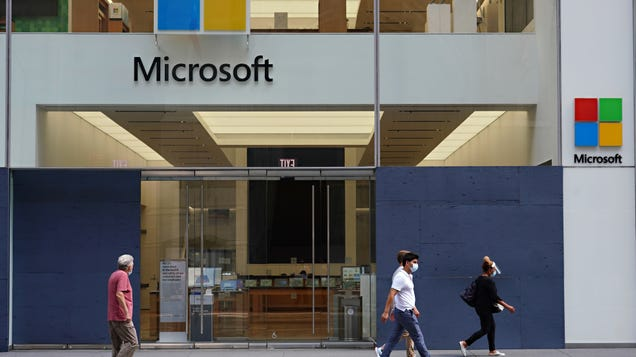 Trump s Department of Labor Is Targeting Microsoft for Pledging to Hire More Black Managers