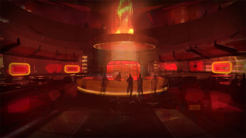 Illustration for article titled Mass Effect 2 Has Some Fancy Disc-Swapping Action (Update)