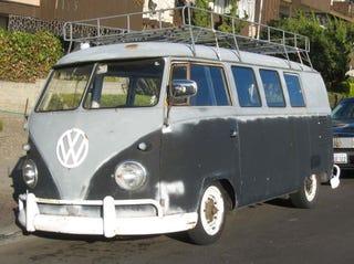 Illustration for article titled 1959 Volkswagen Transporter