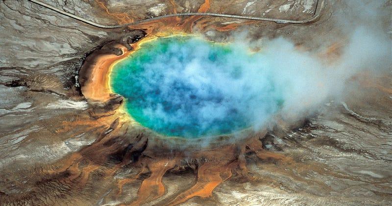 Illustration for article titled El volcán de Yellowstone tiene 4,5 veces más lava de lo que se creía