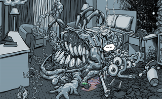 Illustration for article titled Tons Of Horror Webcomics To Terrify You This Halloween
