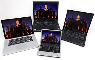 Illustration for article titled Dell Mini 9 Has a More Pro Screen Than MacBook Pro