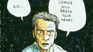Illustration for article titled Hypothetical TV: Jack Kirby, the King of Comics
