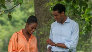 Tika Sumpter and Parker Sawyers in Southside With YouMatt Dinerstein, courtesy of Miramax and Roadside Attractions