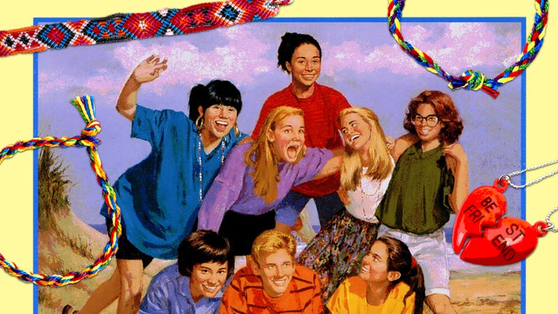 Illustration for article titled Over 30 years ago, The Baby-Sitters Club made space for girls from all backgrounds