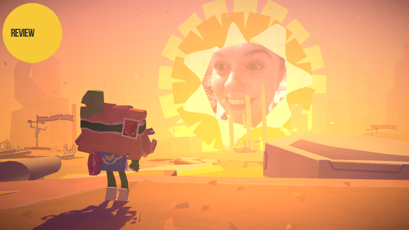 Illustration for article titled Tearaway: The Kotaku Review