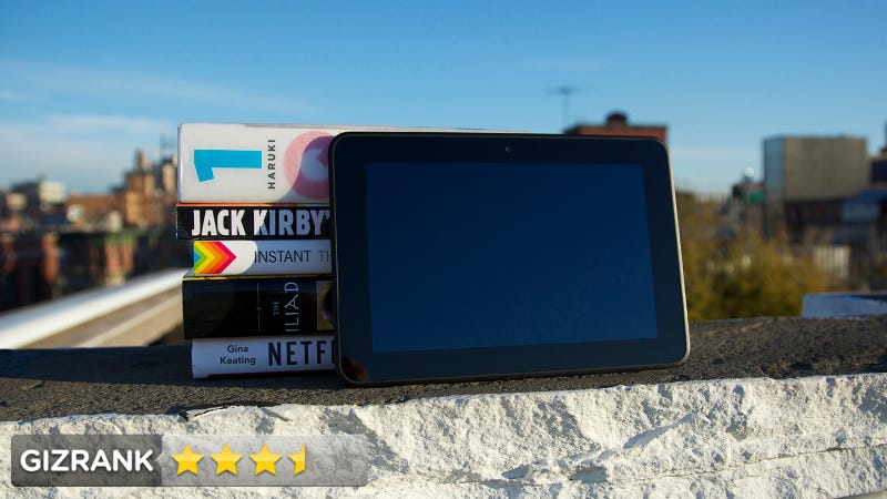 Illustration for article titled Kindle Fire HD 8.9 Review: Good News and Bad News