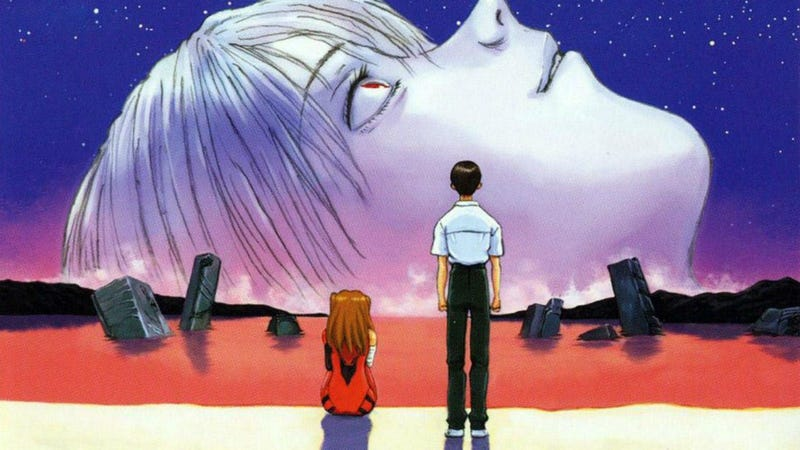 Illustration for article titled I Can't Stop Thinking About Neon Genesis Evangelion's Bizarre Ending(s)
