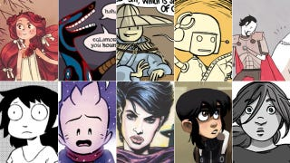 Illustration for article titled 51 Awesome Webcomics The Eisners Have Completely Failed To Recognize