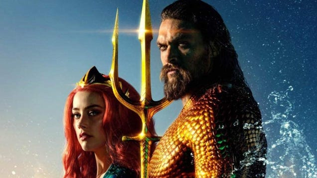 Aquaman 2 s Full Title Was Just Revealed By James Wan