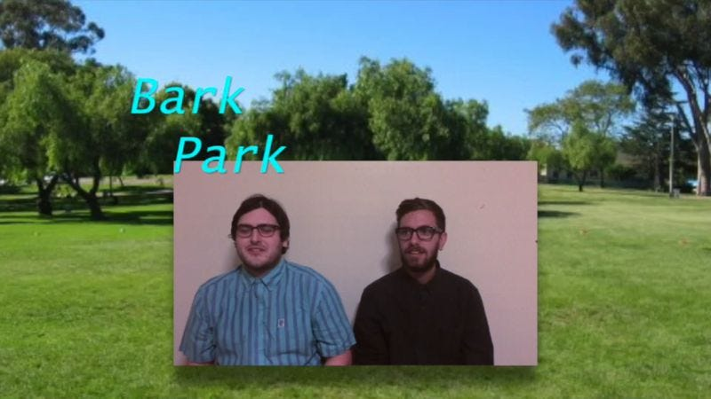 Illustration for article titled Stream half of Dowsing and Free Throw's new split and download their app, Bark Park
