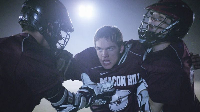 Tyler Posey (left), Dylan Sprayberry, Dylan O'Brien