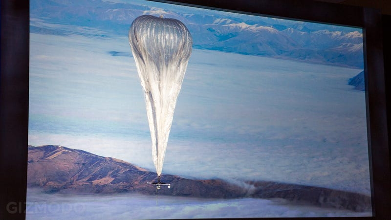 Illustration for article titled The Incredible Calculations That Keep Google's Project Loon Aloft