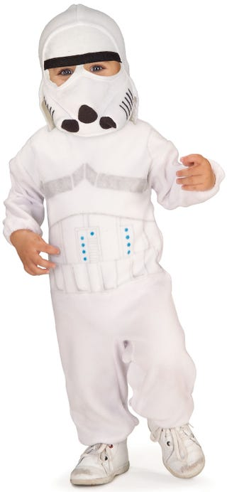 Illustration for article titled Star Wars Baby Costumes Gallery