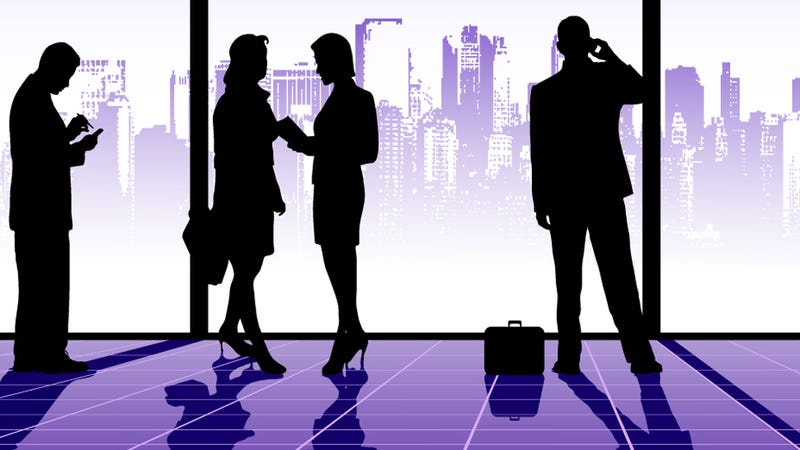 Illustration for article titled A Fix for Male-Dominated Businesses: Hire Three Women ASAP
