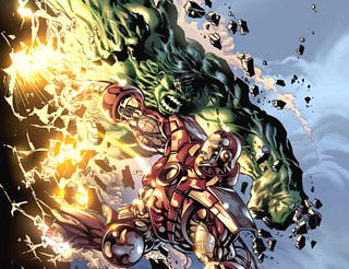 Illustration for article titled The Real Reason Iron Man Will Crush The Hulk At The Box Office