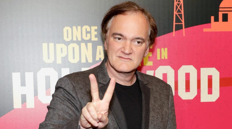 Illustration for article titled Quentin Tarantino still thinks he's going to make his Star Trek movie