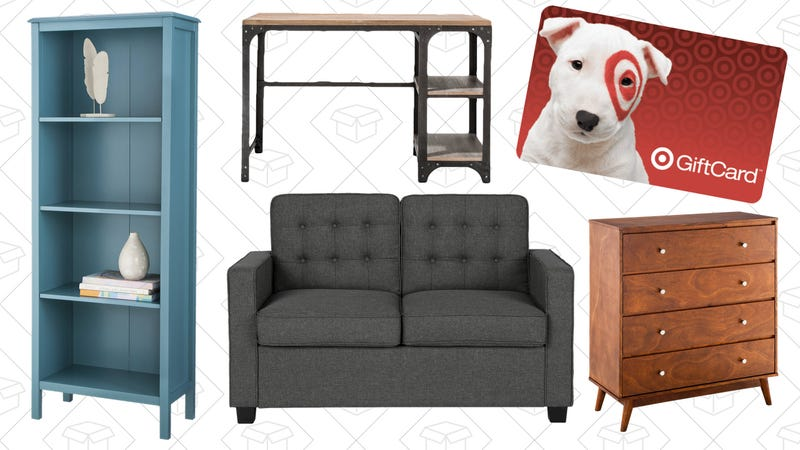 Get $10 gift card when you spend $50, a $40 gift card when you spend $150 on home goods with the code HOME