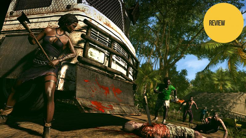 Illustration for article titled Dead Island: Riptide: The Kotaku Review