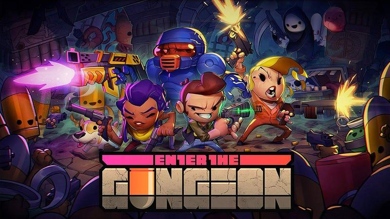 Enter the Gungeon (Nintendo Switch Digital Code) | $8 | Amazon