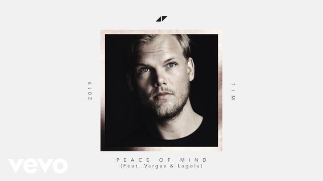 wyvcybeikjbp9qnjp3cm - Avicii Feat. Vargas & Lagola -- 'Peace of Mind'
