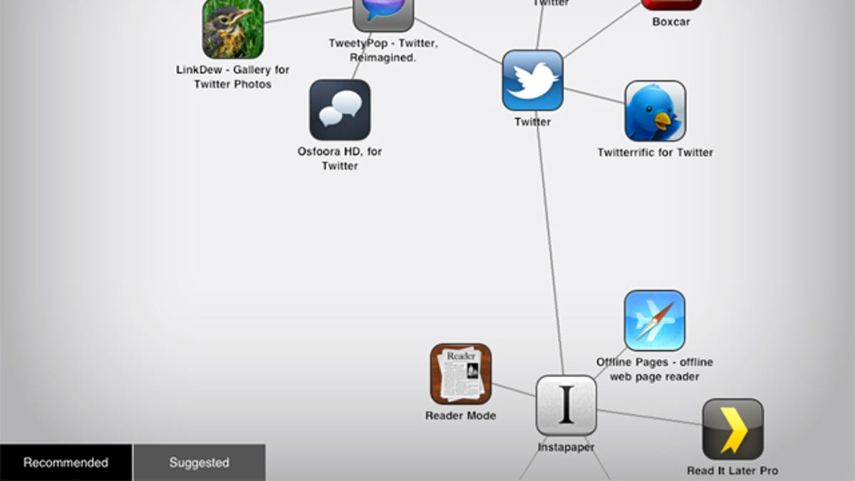 Discovr Apps Helps iPhone and iPad Users Discover Apps They