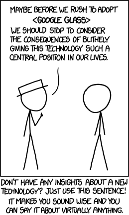 Illustration for article titled xkcd on NSA