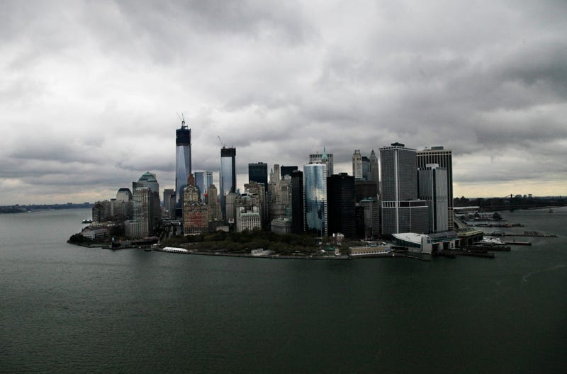 A gas pipeline may soon run beneath New York harbor.