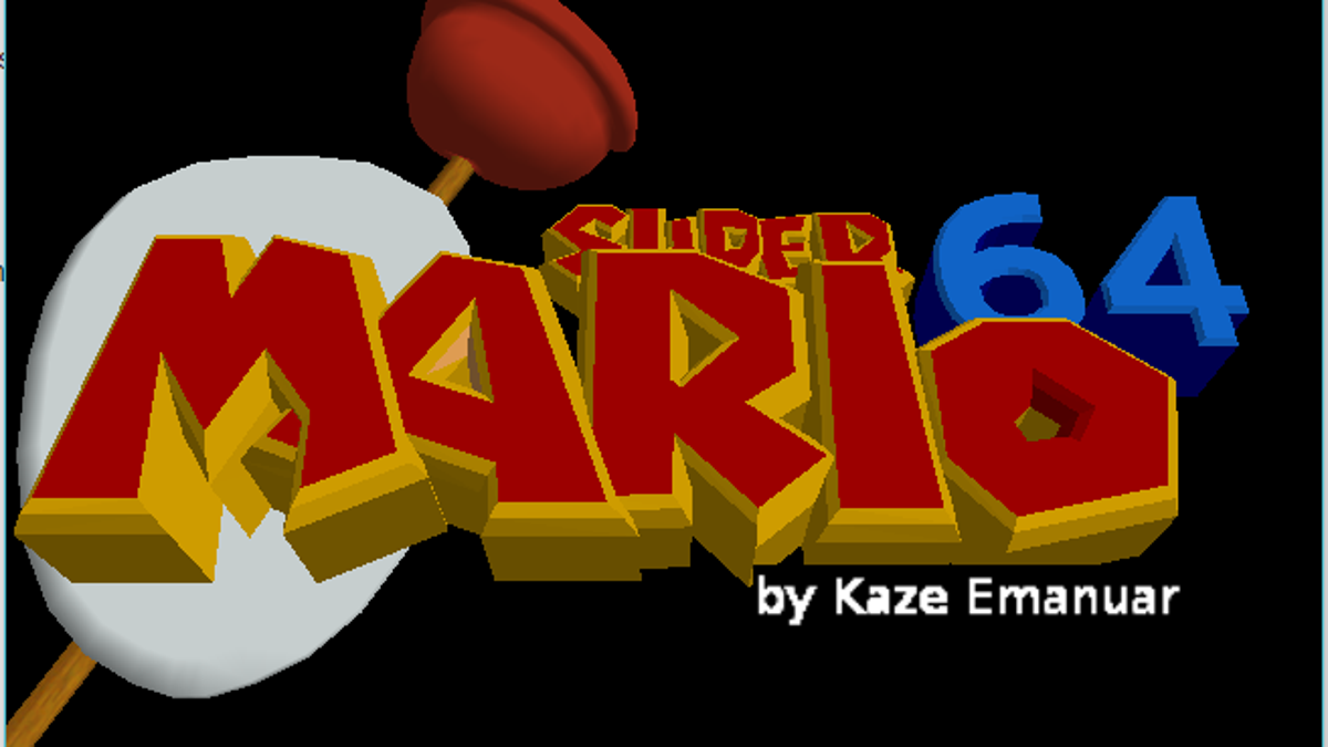 How to Play the Crazy 'Super Mario 64'/'Legend of Zelda